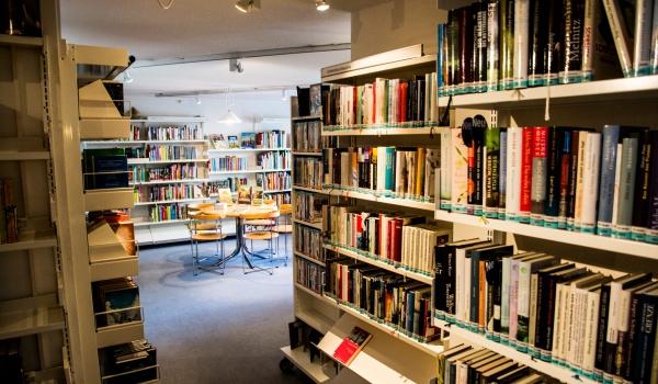 Impressionen Städtli-Bibliothek Lichtensteig