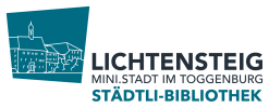 Logo: Städtli-Bibliothek Lichtensteig